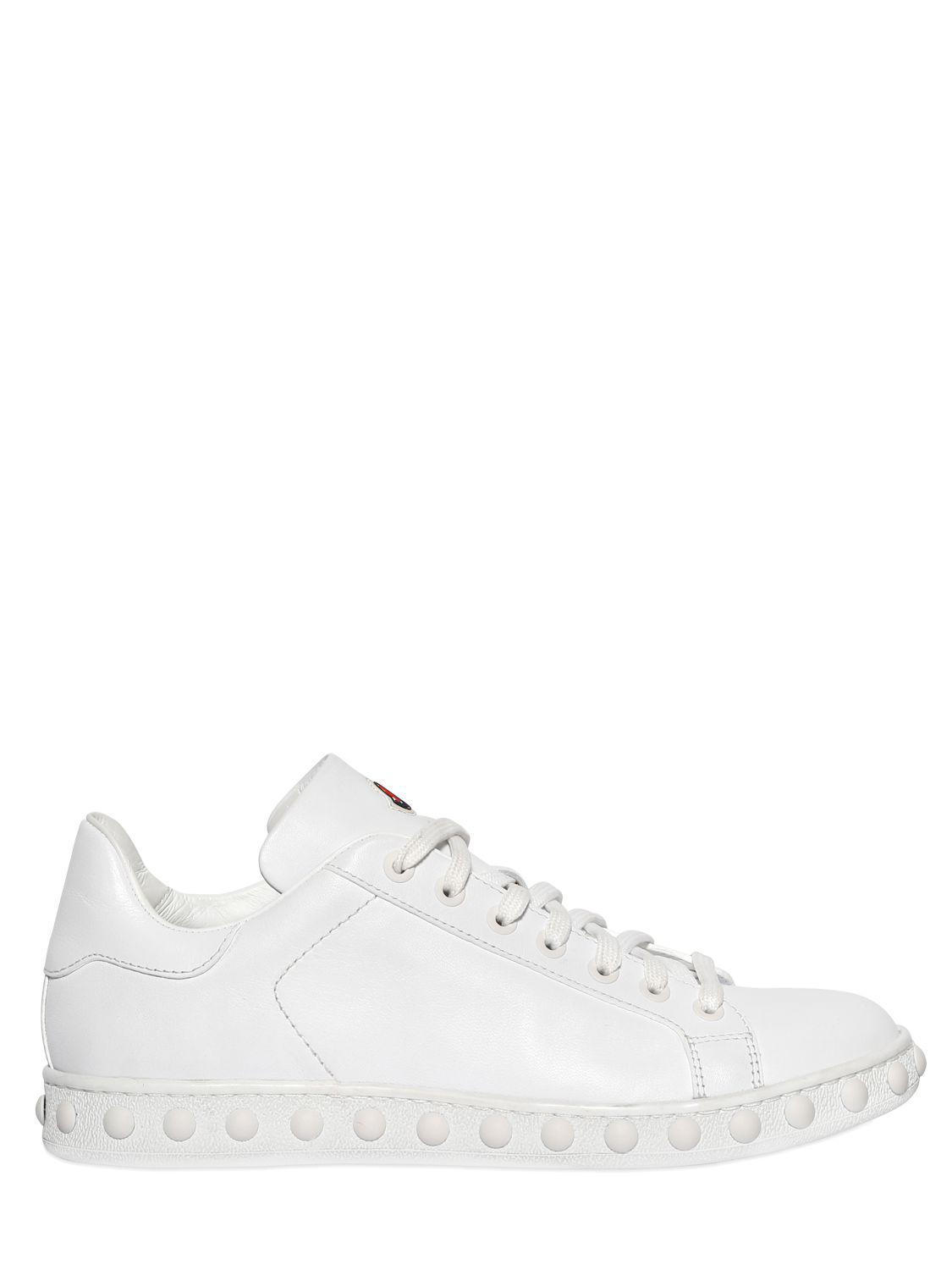 Cheap Sale Buy Fifi sneakers - White Moncler Best Store To Get Online Explore Discounts For Sale 4eXZGg9