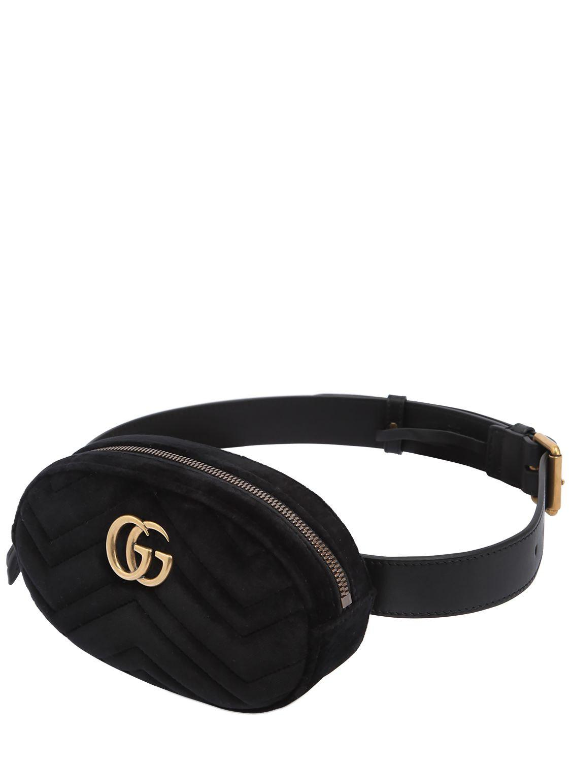 Gucci - Black Sac Banane