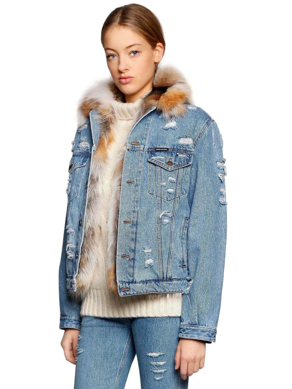 b6537da30450 forte-couture-BLUEBEIGE-Le-Bon-Fox-Fur-Vest-Denim-Jacket.jpeg