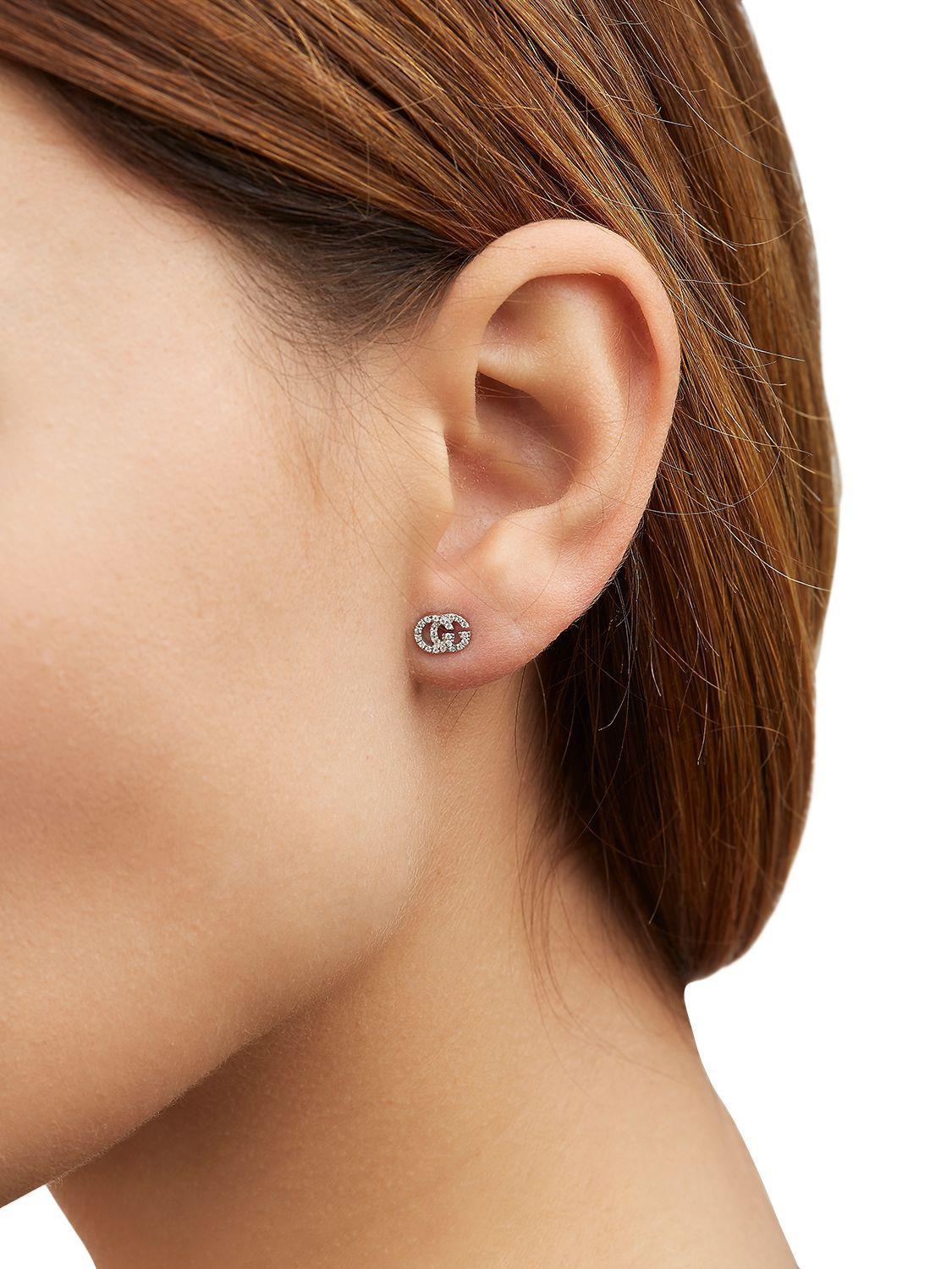 d14a0d625 Gallery. Previously sold at: LUISA VIA ROMA · Women's Diamond Earrings