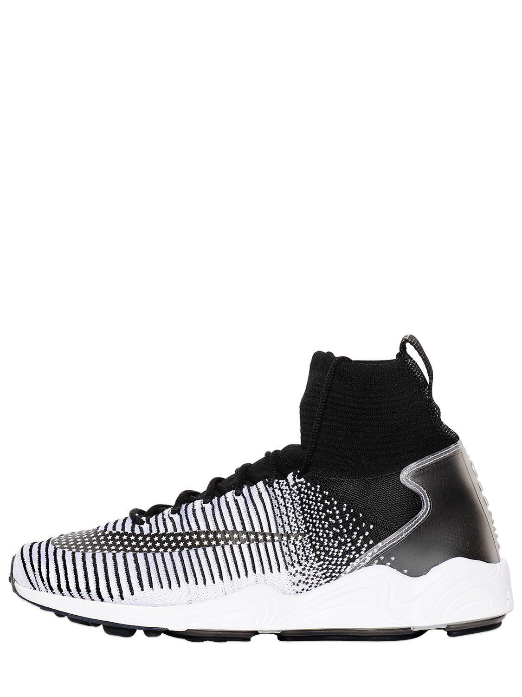 68c7755d6a7 Lyst - Nike Zoom Mercurial Flyknit Sneakers in Black for Men