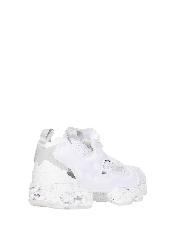 Instapump Fury Primeknit Sneakers ghI3Boy