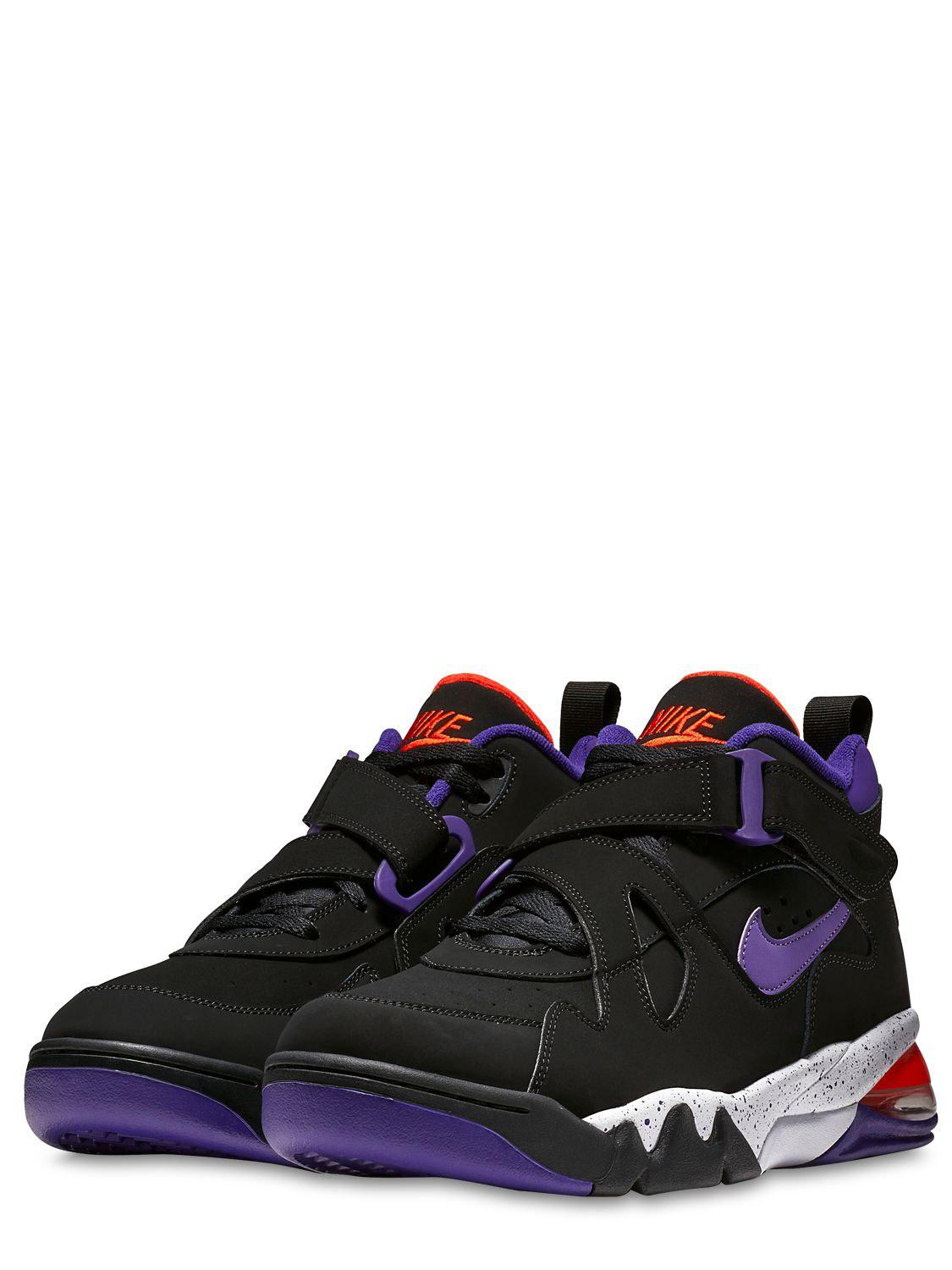 ... arrives 09f53 d2d77 Nike - Black Air Force Max Cb Sneakers for Men -  Lyst. ... 39ac2e936