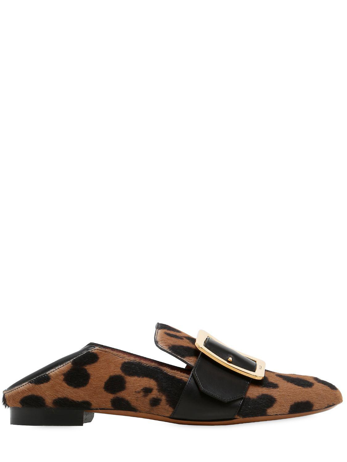 Bally. Women's 10mm Belle Du Jour Janelle Loafers