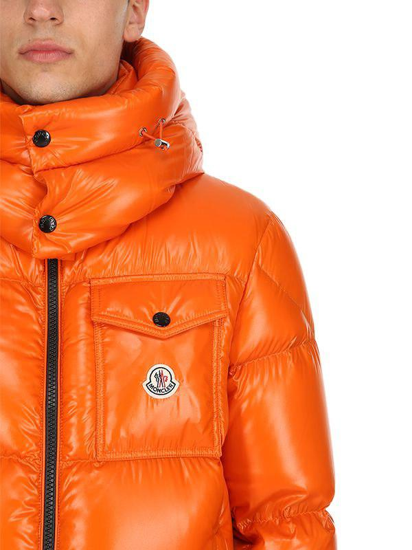 moncler Down Jackets Orange