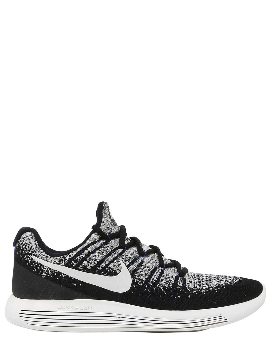 check out c595d 0cc55 Nike. Women s Black Nikelab Lunarepic Flyknit ...