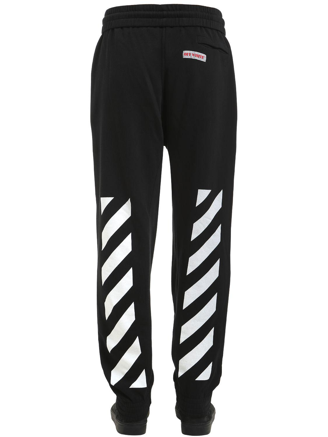 Grey Arrows Sweatpants Off-white