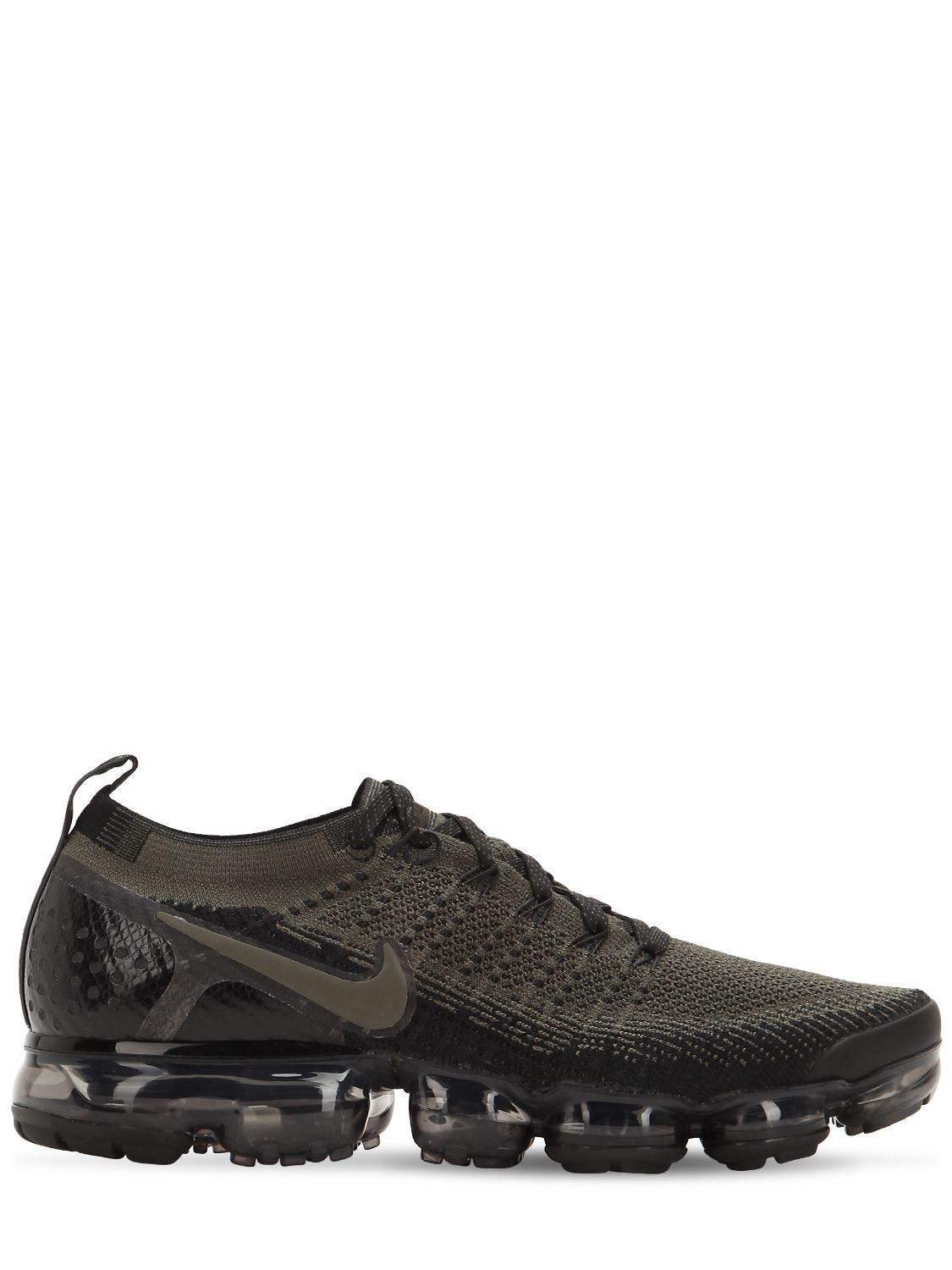cb21a36c7f6f Lyst - Nike Air Vapormax Flyknit 2 Sneakers in Black for Men