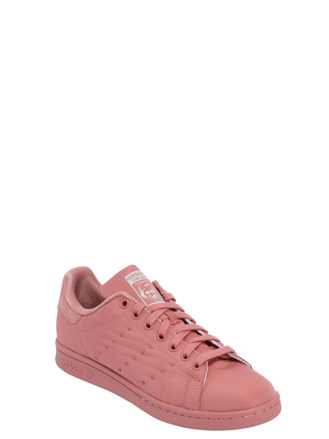 adidas STAN SMITH PADDED SATIN SNEAKERS Shop Offer Cheap Price Discount Eastbay Clearance From China Classic Clearance For Nice YgeSsXNLi