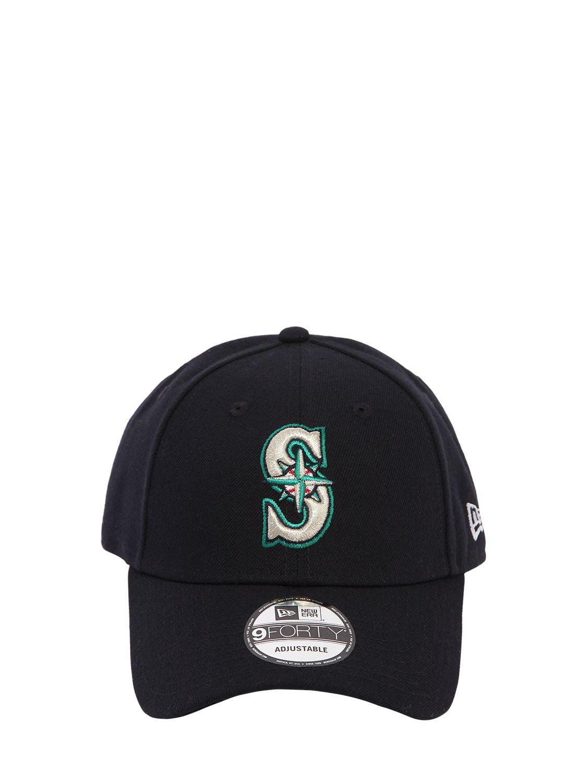1e05747a233 KTZ - Black 39thirty Seattle Mariners Mlb Hat for Men - Lyst. View  fullscreen