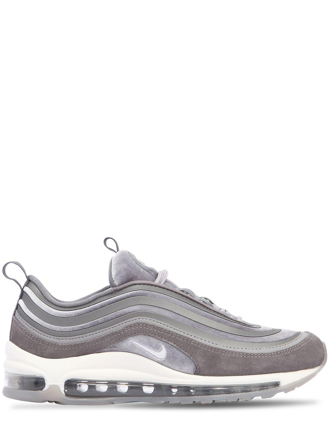 Nike Air Max 97 Women s Running Shoes Light Bone Deadly c4aa169be