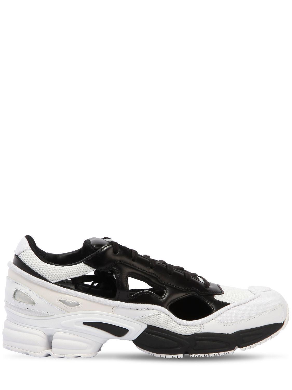 RAF SIMONS & adidas Originals Edition RS Replicant Ozweego Sneakers