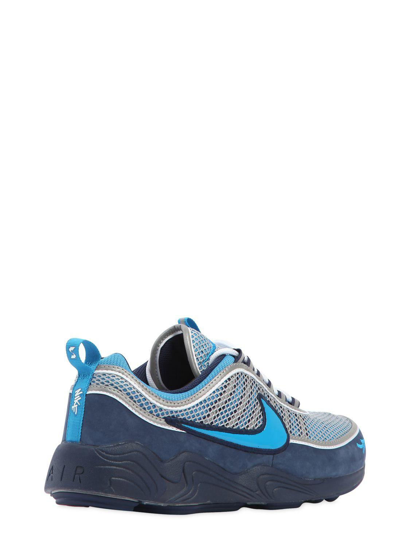 f4120b2daa04 Nike - Blue Stash X Air Zoom Spiridon 16  Sneakers for Men - Lyst. View  fullscreen