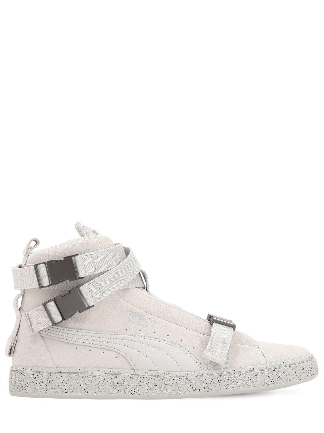 Puma Select The Weeknd Suede Classic Sneakers in Gray for Men - Lyst 5a8e28b9c