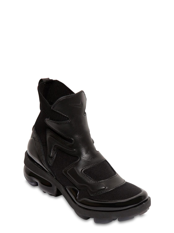 560dde7c0d266 Nike - Black Vapormax Light Ii Hi-top Sneakers - Lyst. View fullscreen