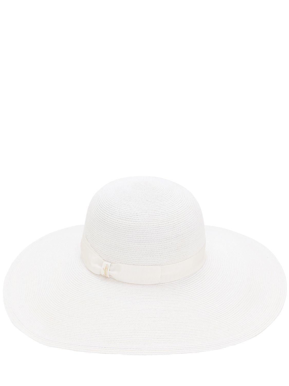 65fd5a6a84 Borsalino - White Sombrero