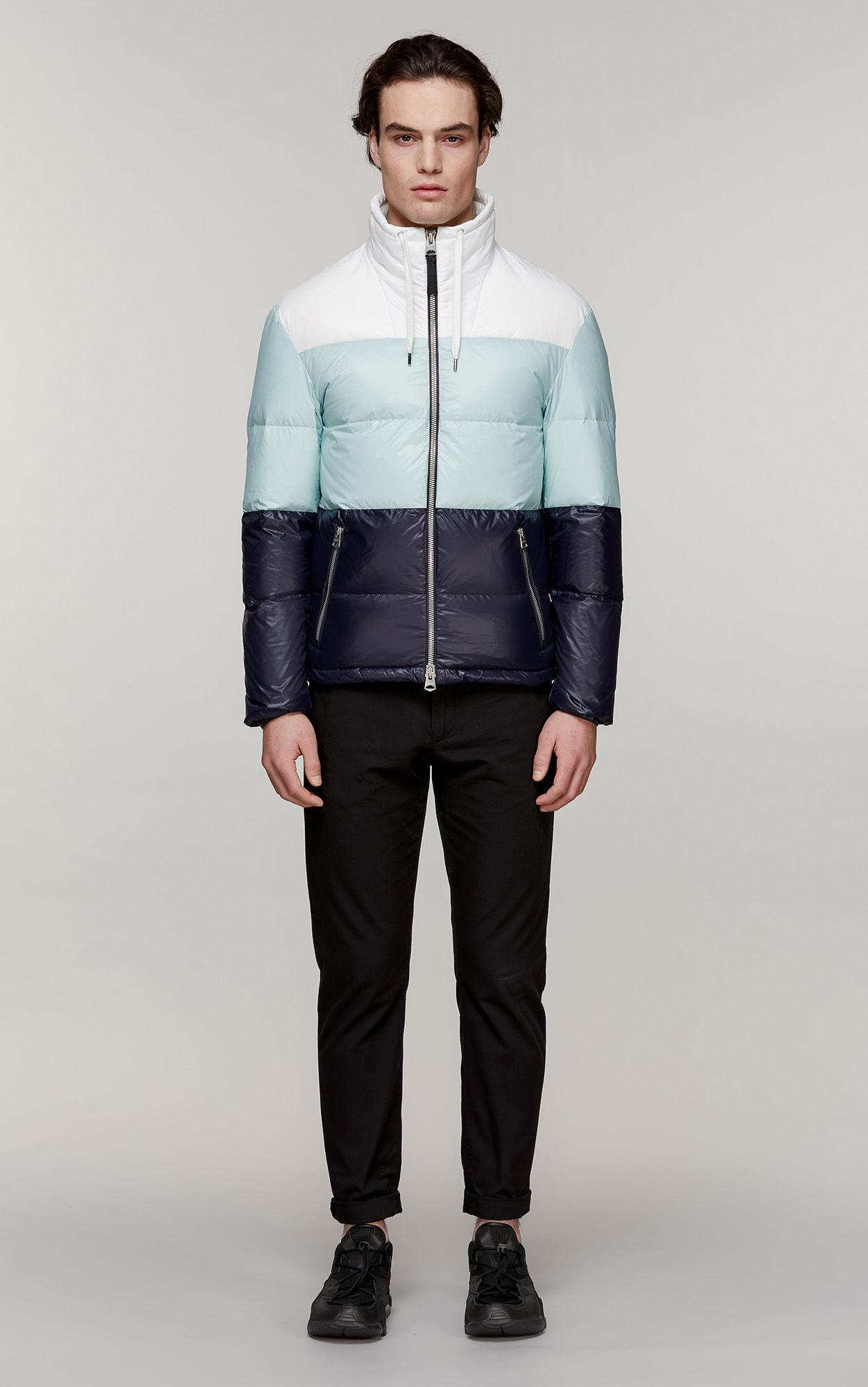 81466b81 Mackage - Tobias Lustrous Washable Lightweight Down Jacket - Multicolor -  36 for Men - Lyst. View fullscreen