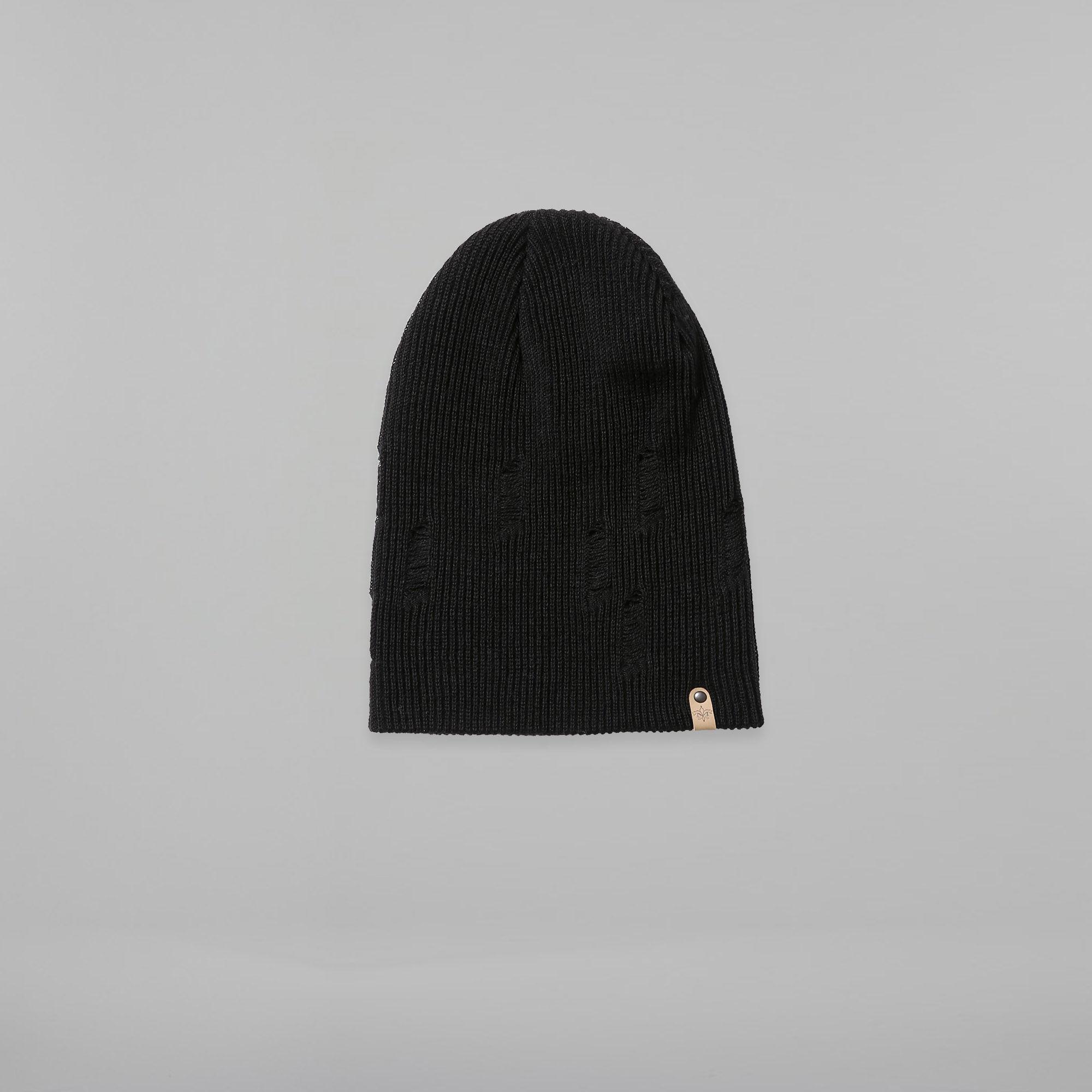 Mackage Taz Wool Beanie For Men in Black for Men - Lyst 09f2d52d7073