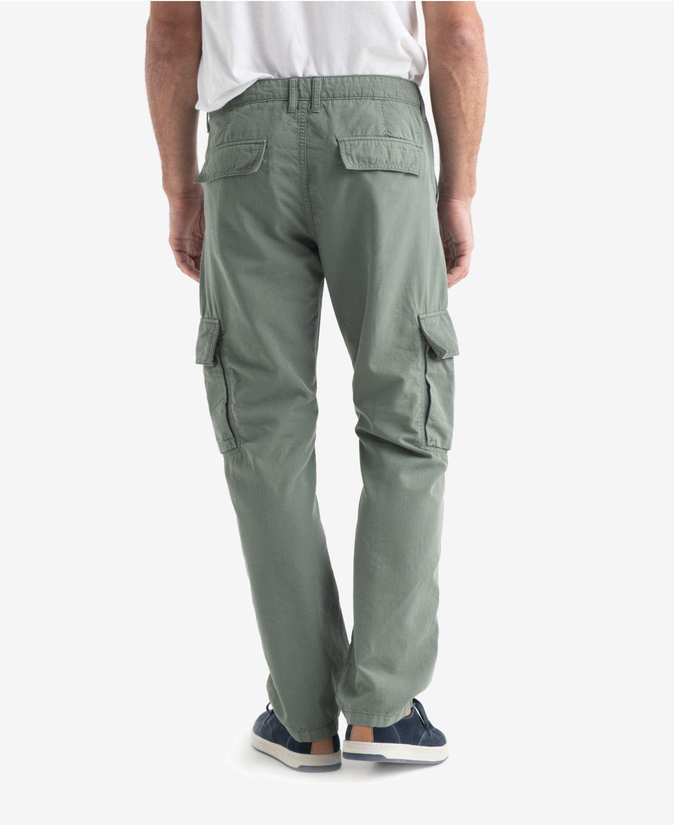 da4e3710 Mens Ripstop Cargo Dress Pants | Saddha