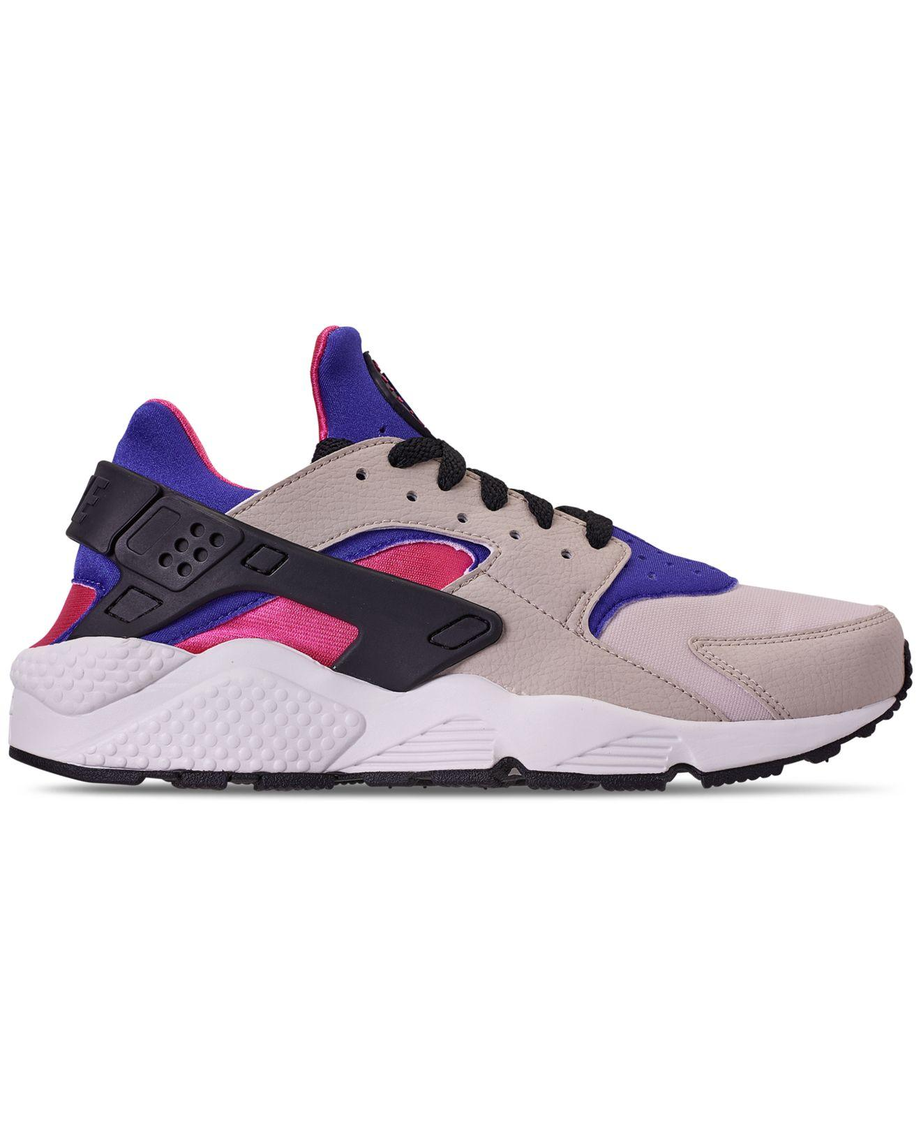 9713643f1c95 Lyst - Nike Air Huarache Run Running Sneakers From Finish Line for Men