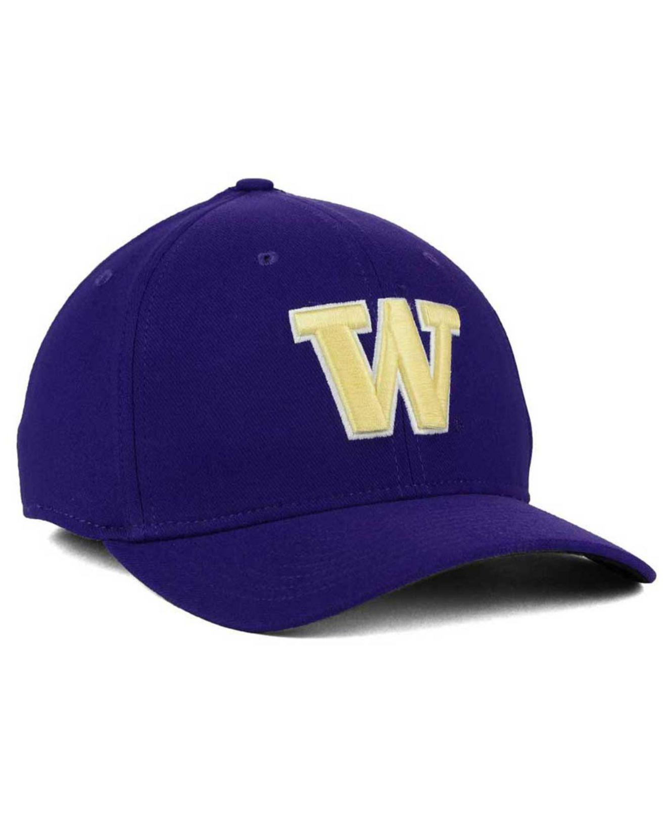 quality design 4a72d 54f07 ... spain new zealand nike purple washington huskies classic swoosh cap for  men lyst. view fullscreen