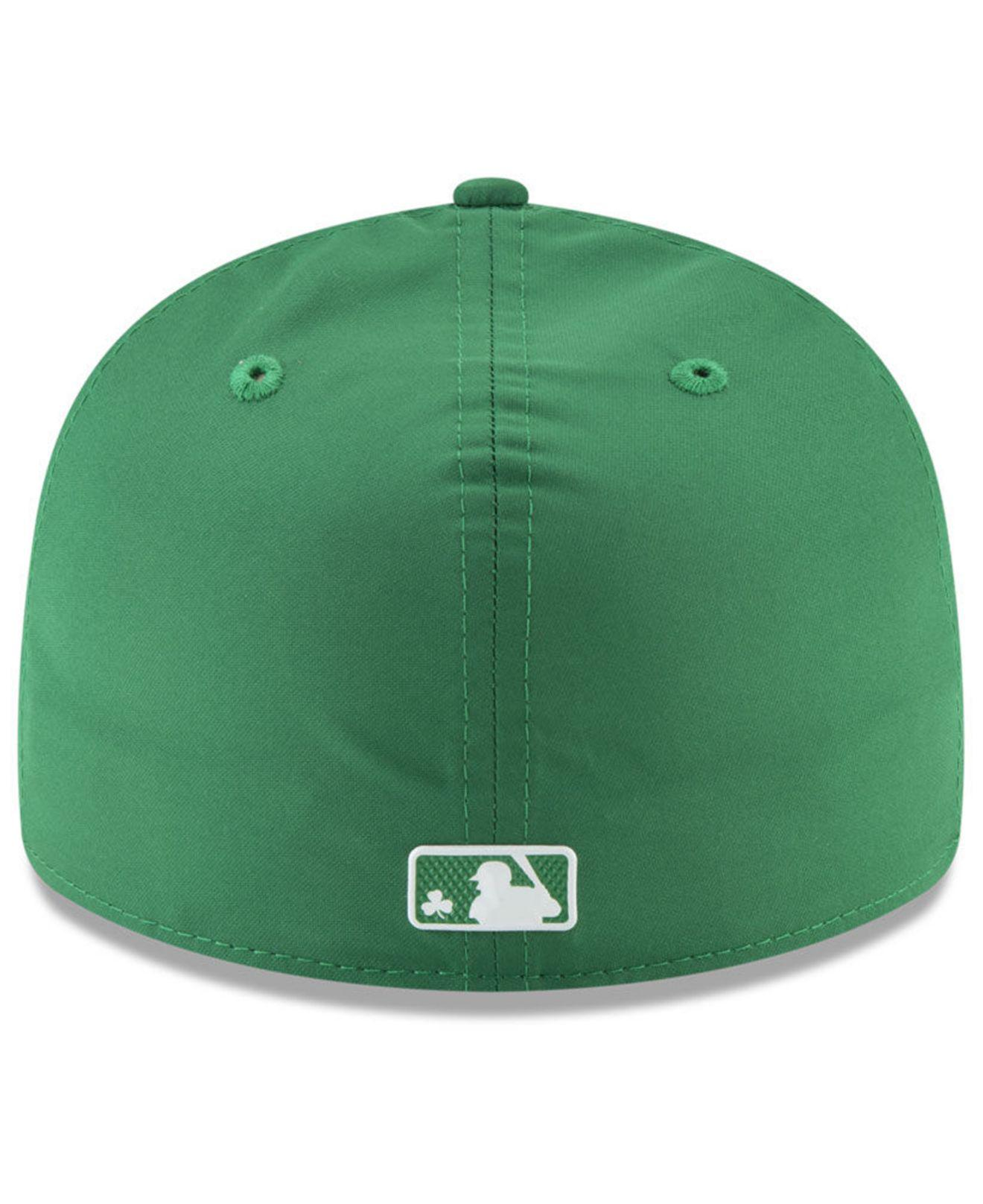 discount sale 58b08 e4d6f ... profile 59fifty fitted hat heathered orange 0f550 46499  get francisco  giants st. pattys day pro light low crown 59fifty fitted. view fullscreen