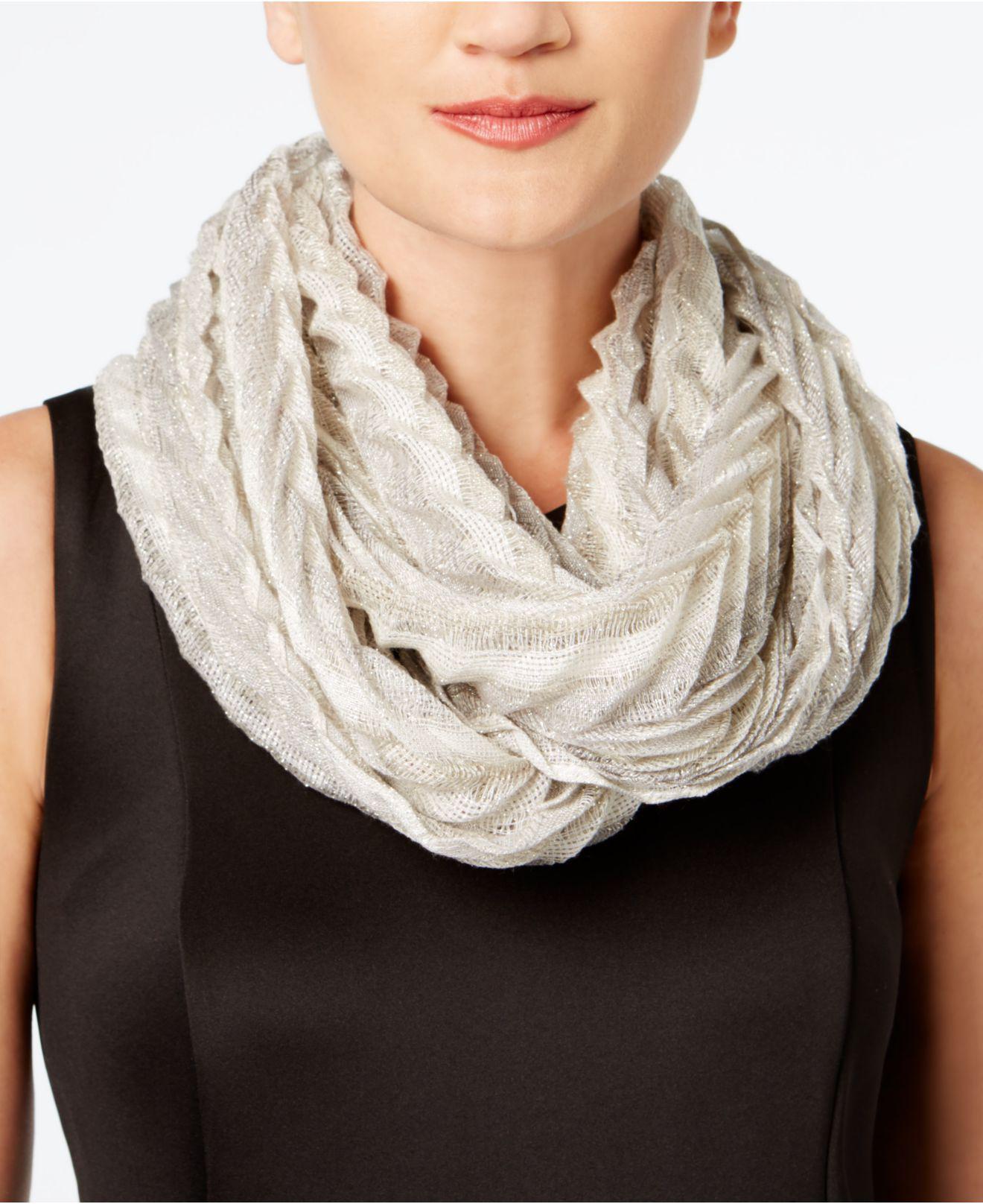 Infinity leopard scarf macy?s fotos