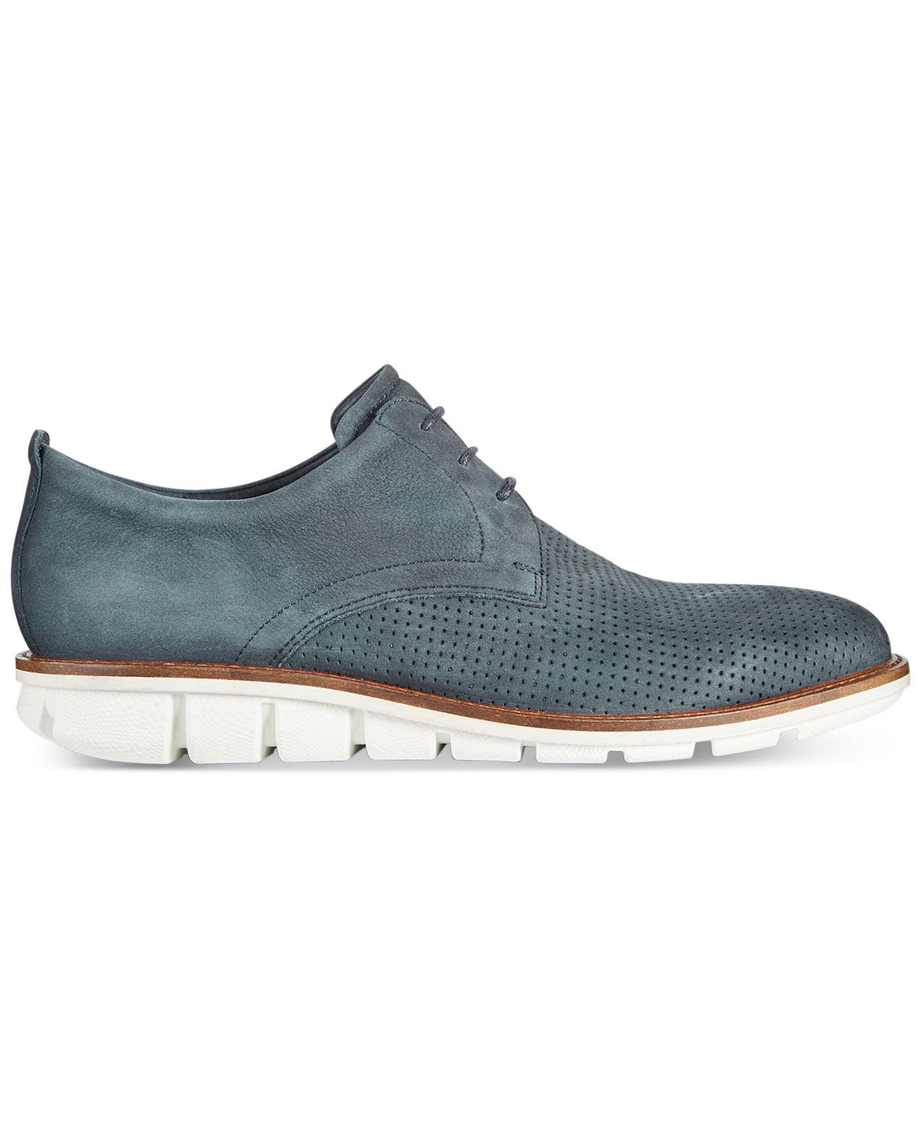 ECCO Jeremy Bukhara Perforated Derby fmBQz2KO