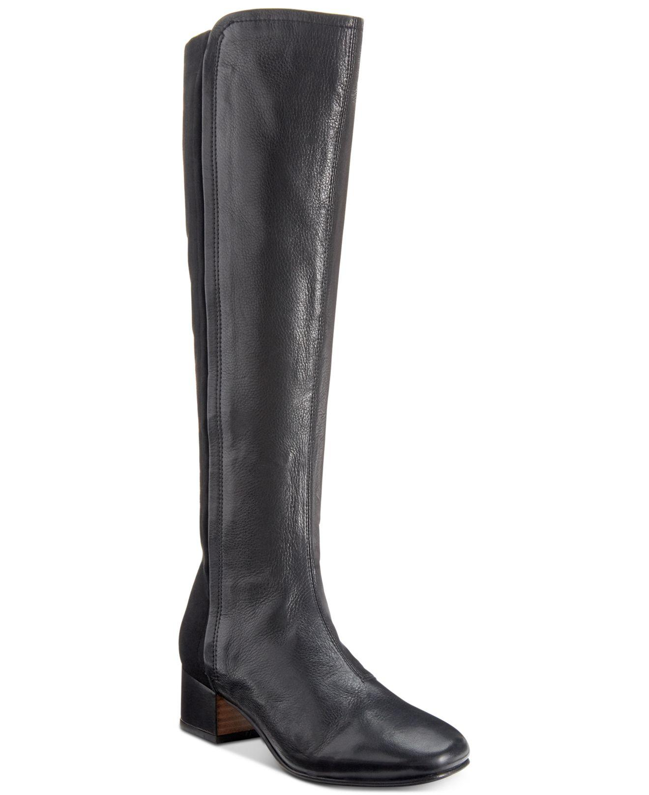 bcebede1d73056 Lyst - Gentle Souls By Kenneth Cole Ella-seti Boots in Black