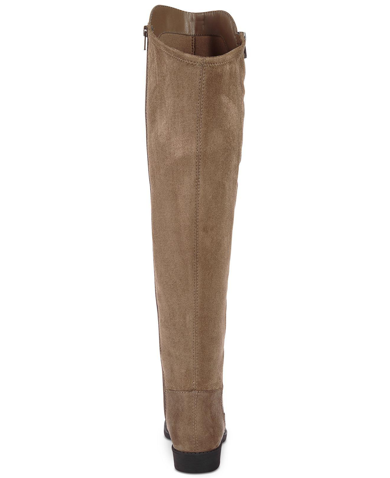 45996973e22 Lyst - Style   Co. Women s Hadleyy Wide-calf Over-the-knee Boots in ...