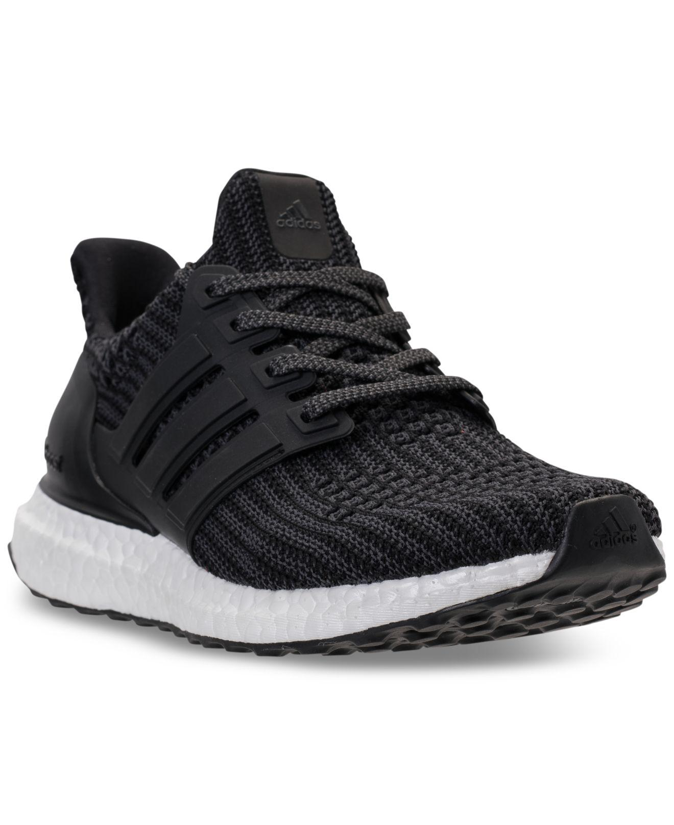 online retailer 932ce 522af adidas. Black Women s Ultra Boost Running Sneakers From Finish Line