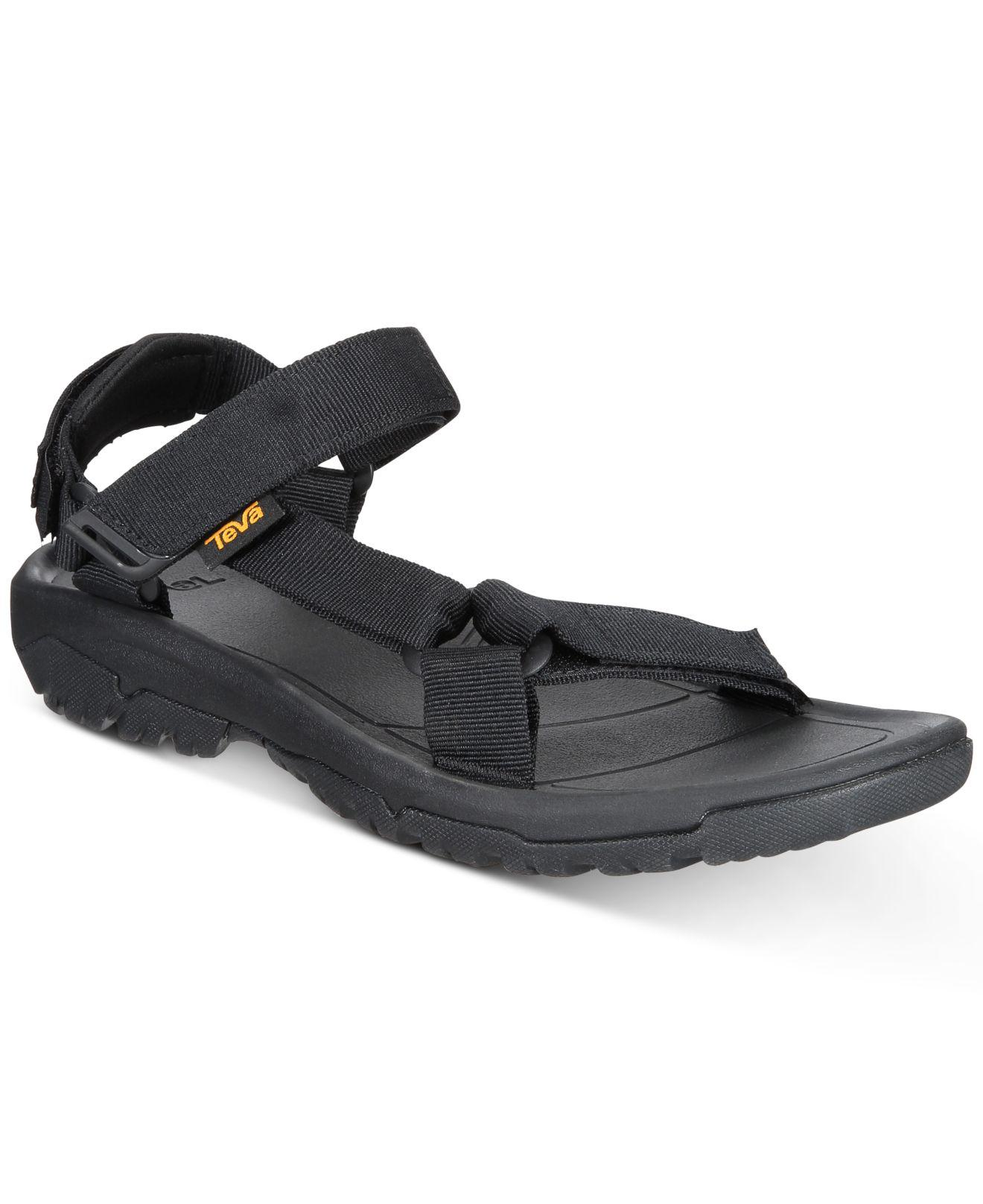 8fc2893129d2 Teva - Black Hurricane Xlt2 Water-resistant Sandals for Men - Lyst. View  fullscreen