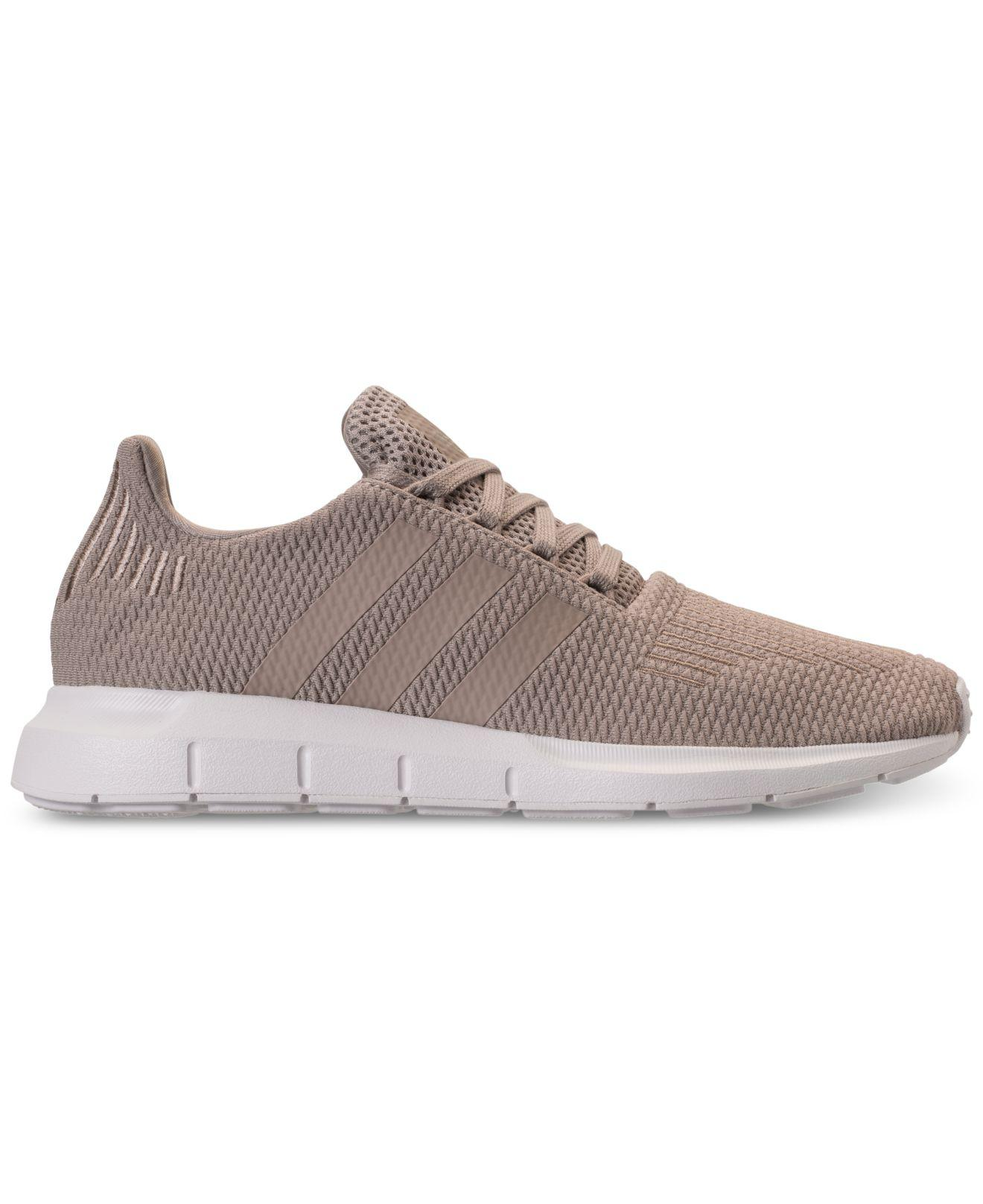 ff0ed2e191d0 Lyst - adidas Swift Run Casual Sneakers From Finish Line in Gray