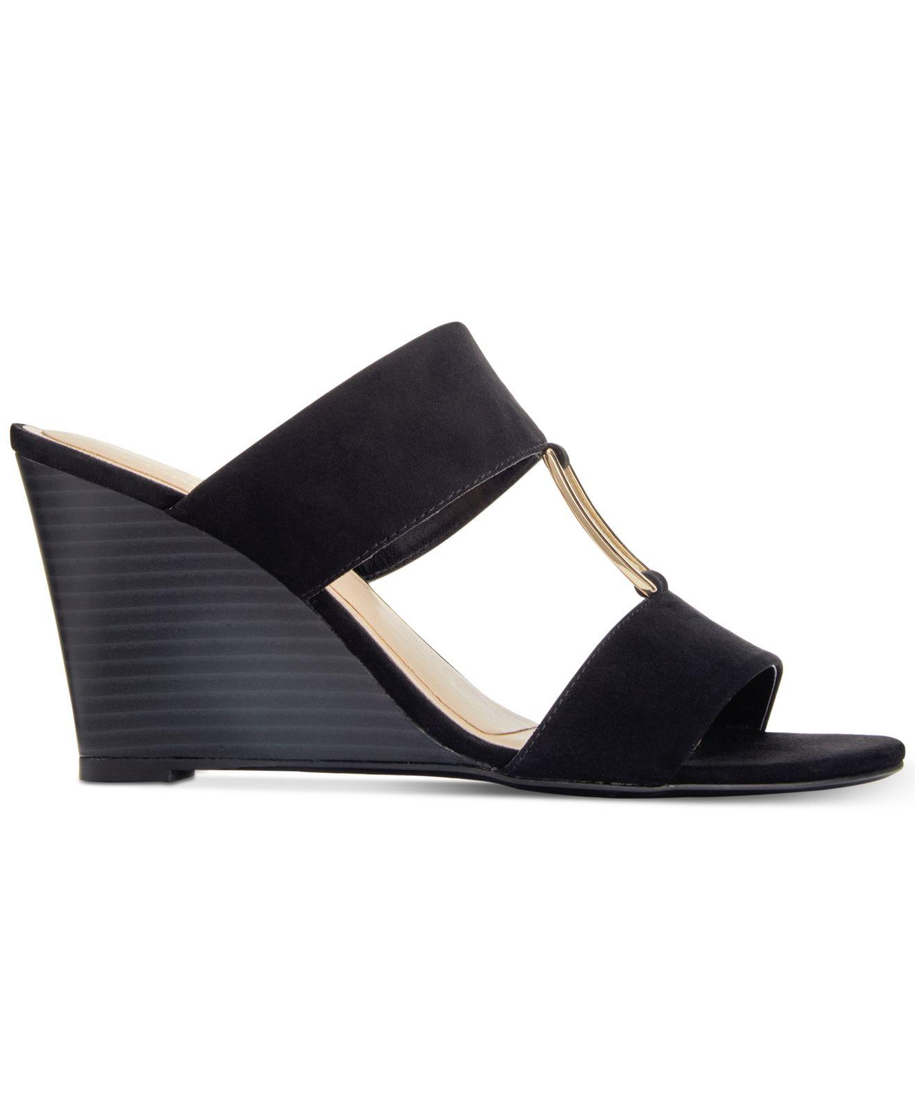 Callisto Sevelia Wedge Dress Sandals Women's Shoes hQYvE