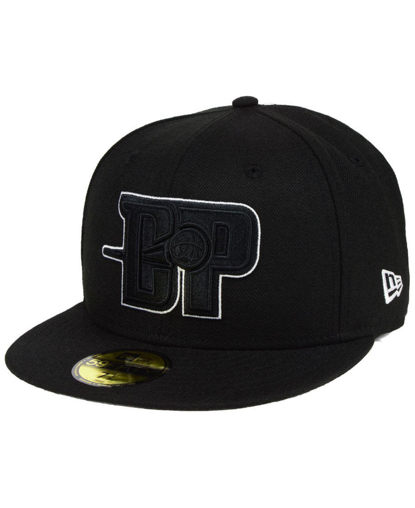 promo code c6cd1 03da1 ... Detroit Pistons Combo Logo 59fifty Fitted Cap for Men - Lyst. View  fullscreen