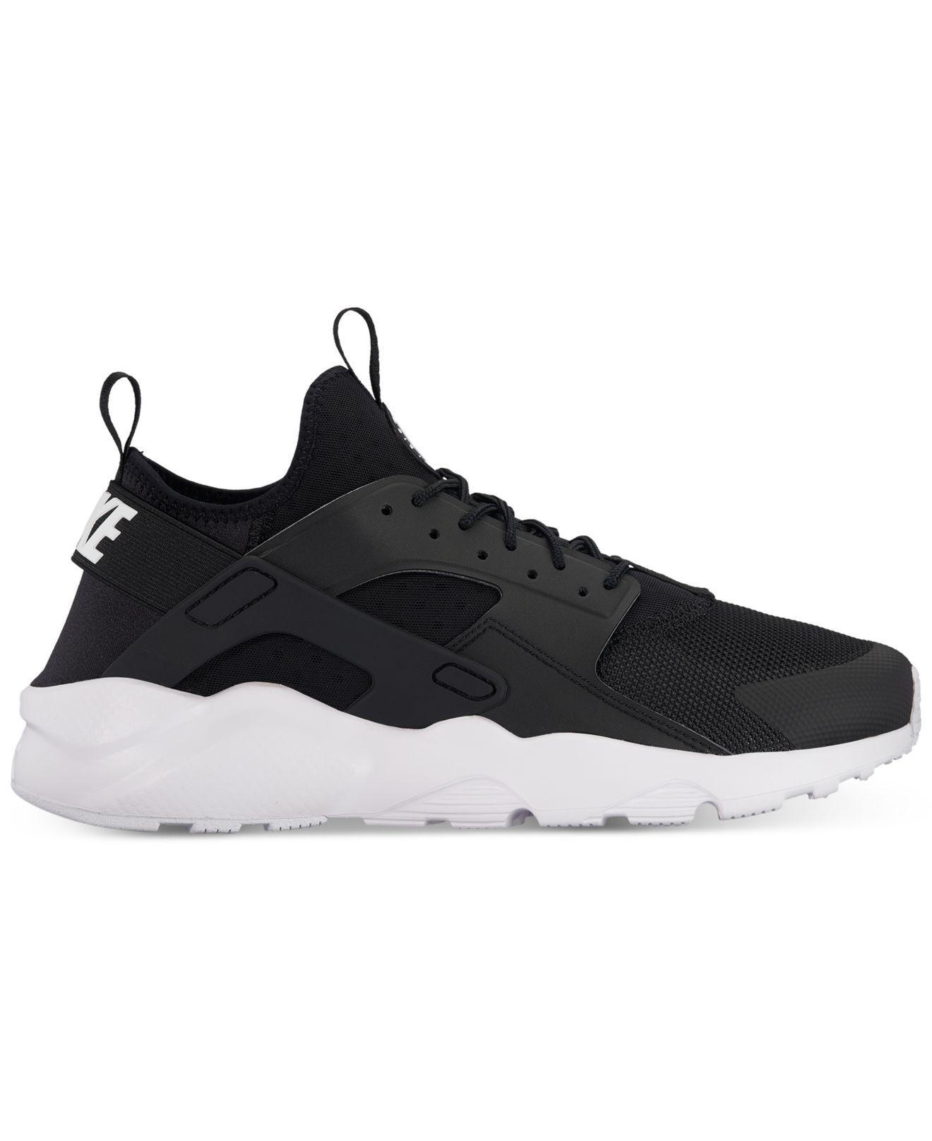 11f388e09345 Nike. Black Men s Air Huarache Run Ultra Casual Sneakers From Finish Line