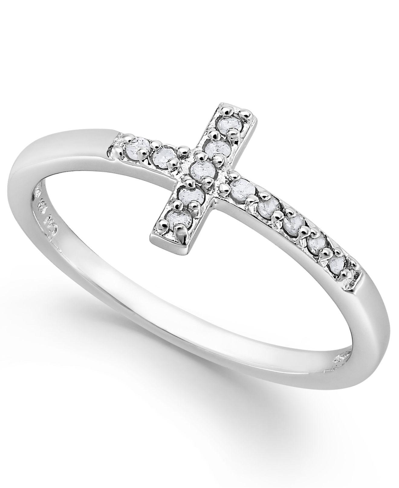 Macy S  Diamond Ring