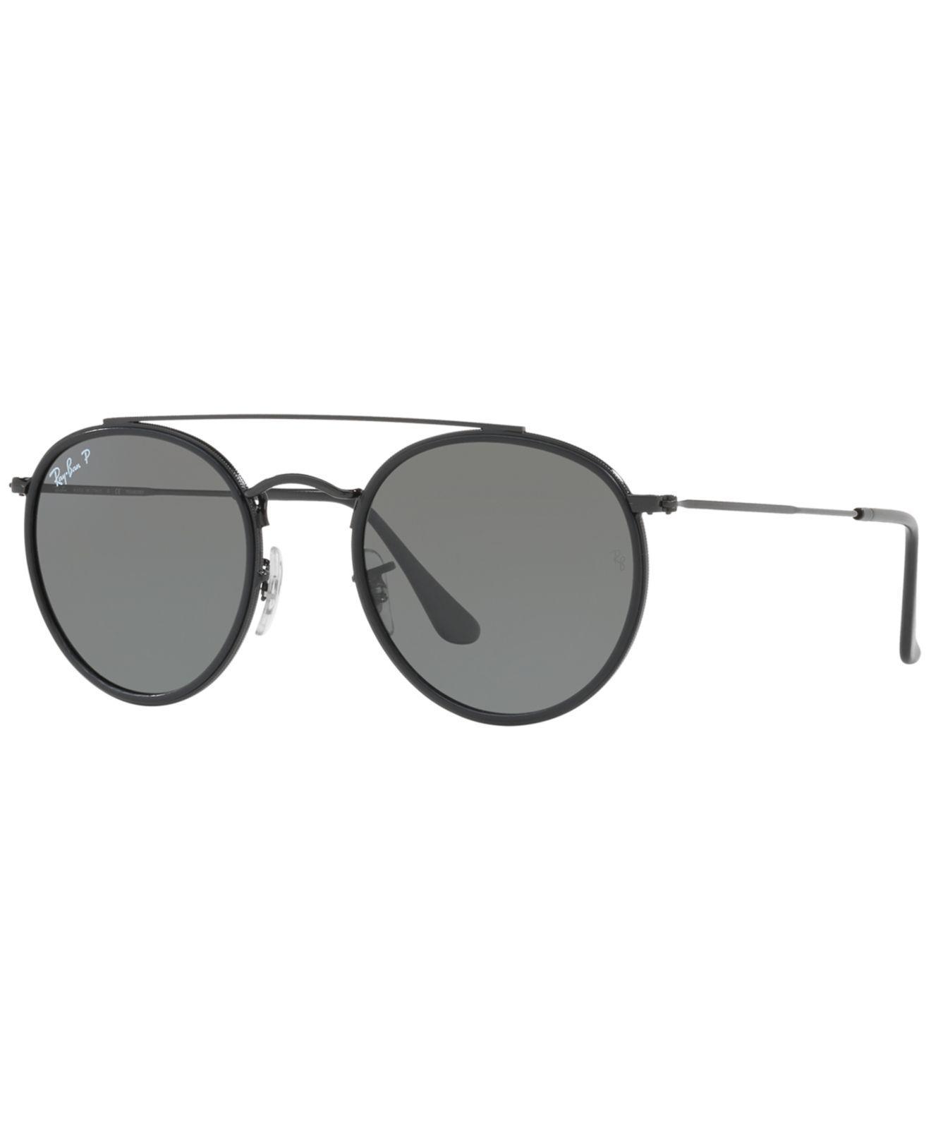 c636a21e64c80 ... coupon ray ban. womens black polarized flat lens sunglasses 383b6 1b138