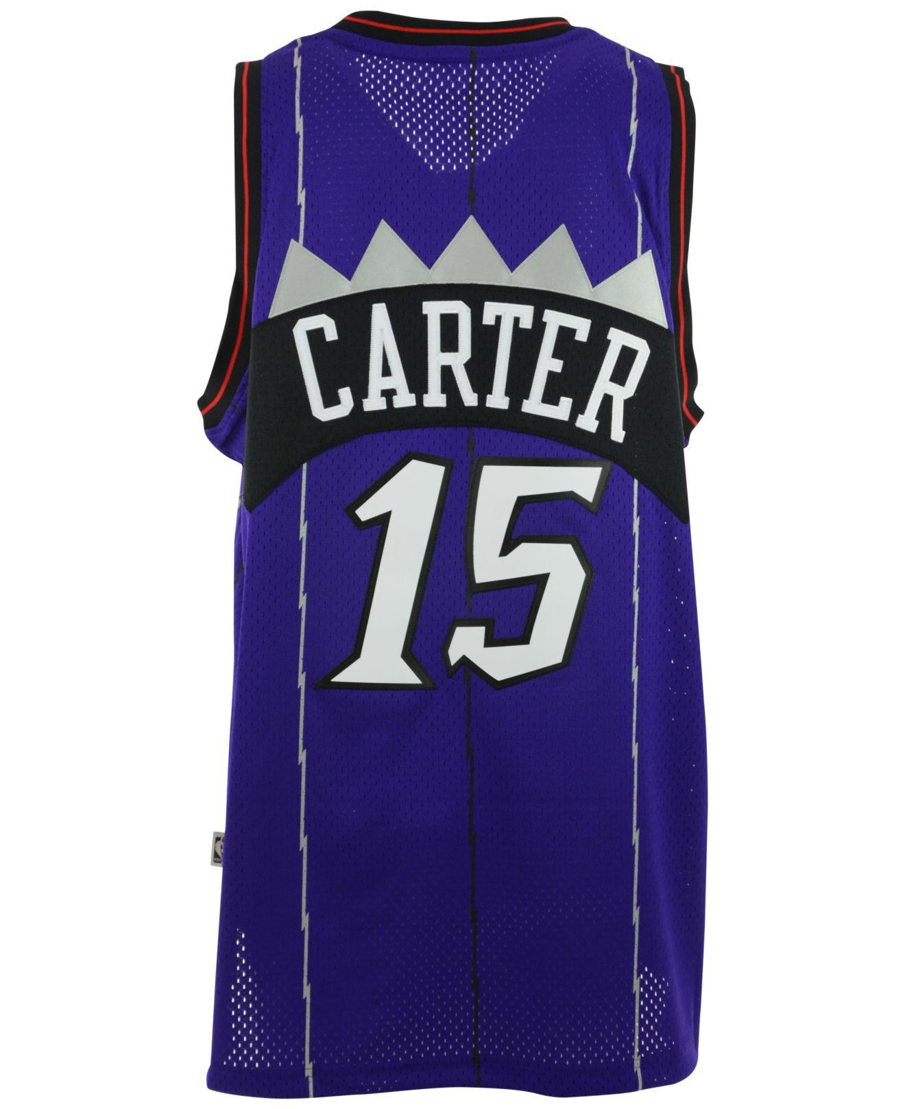 Lyst - adidas Men s Vince Carter Toronto Raptors Swingman Jersey in ... cd290c3f5