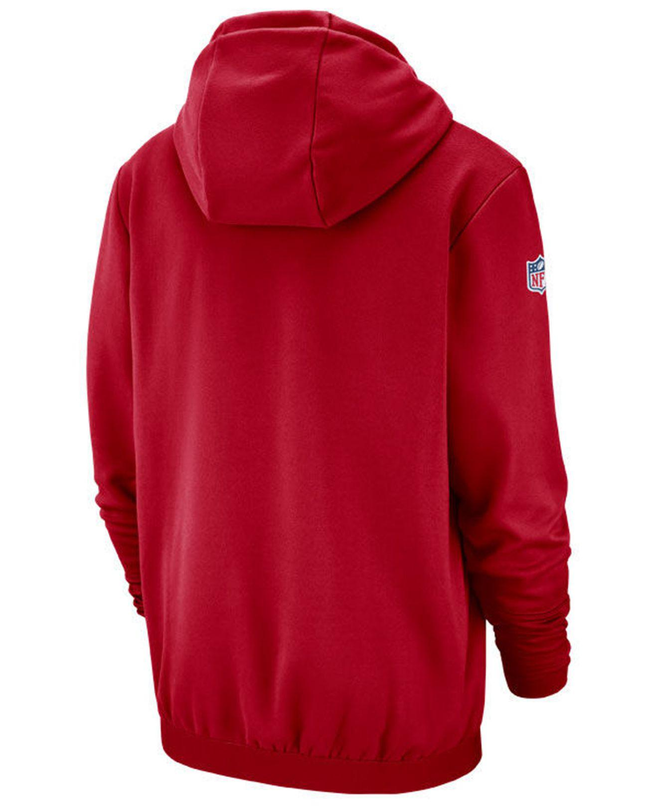 Lyst Nike Tampa Bay Buccaneers Sideline Player Local Therma Hoodie  for cheap