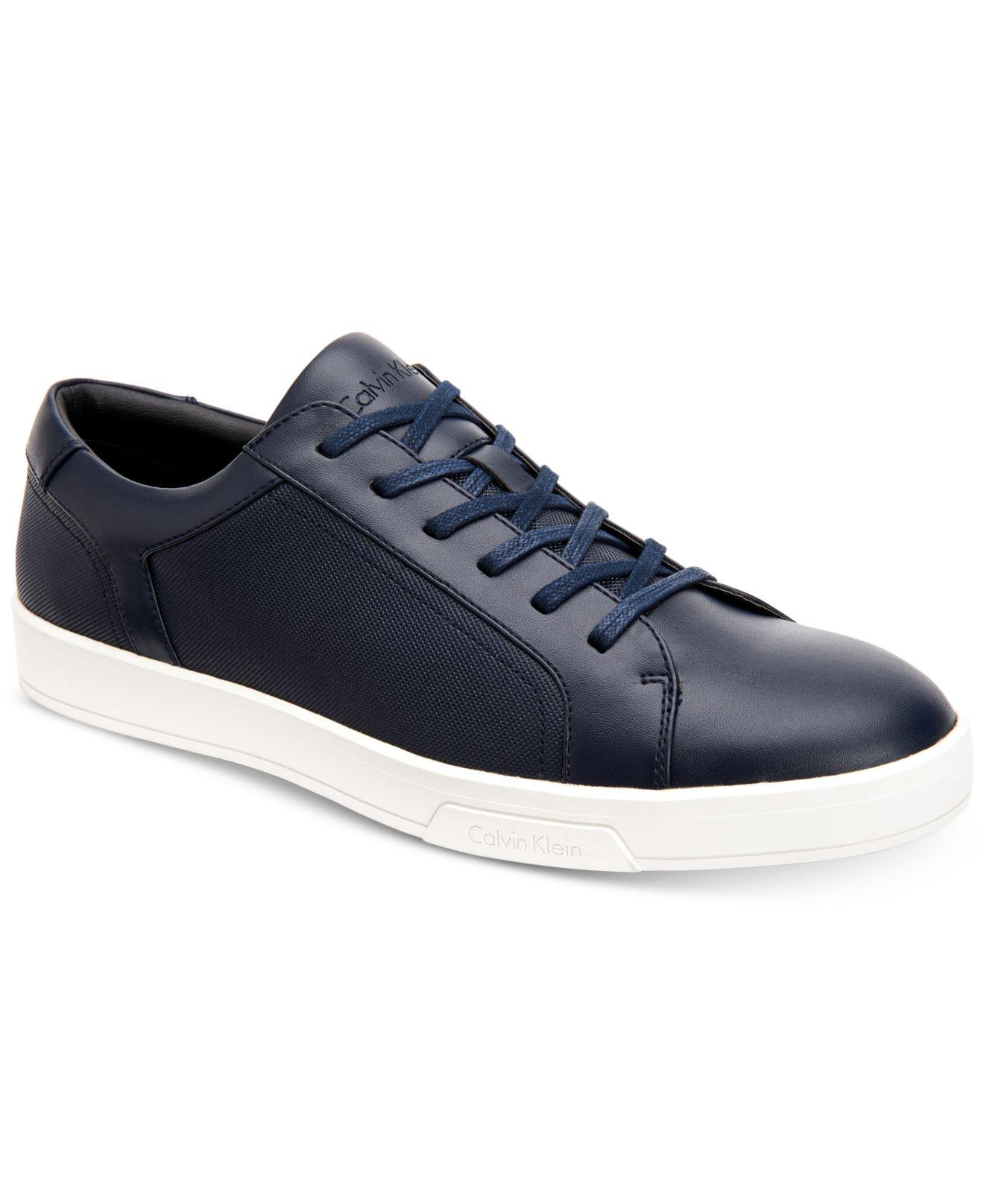 flat sole sneakers - Blue CALVIN KLEIN 205W39NYC
