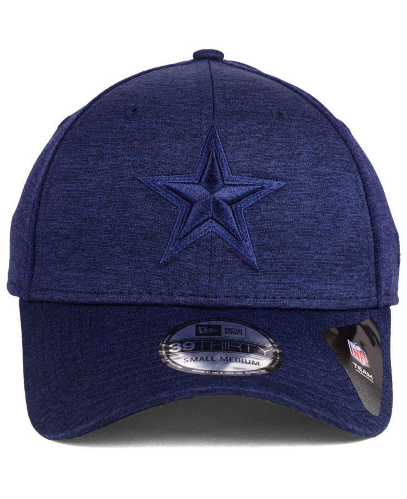 66427c7ef4b Lyst - KTZ Dallas Cowboys Heated Up 39thirty Stretch Fitted Cap in Blue for  Men