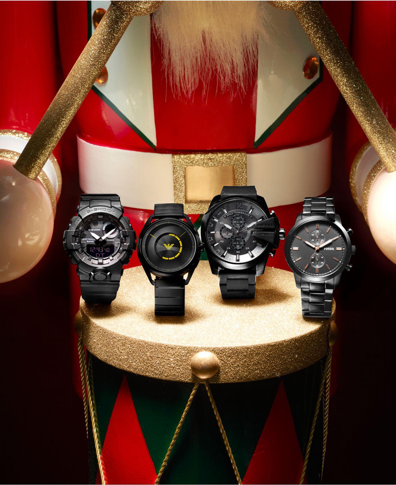 f7306700a Ammcobus || Men's the minimalist black stainless steel bracelet ...