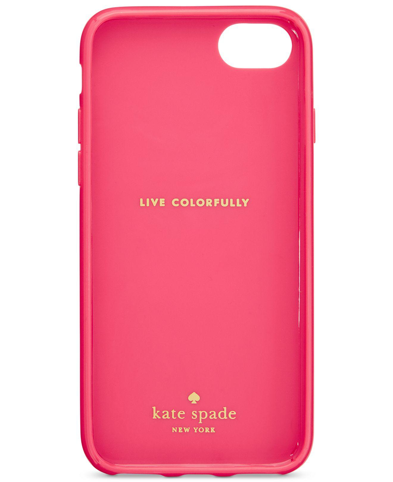 Lyst - Kate Spade Antoine Iphone 8 Case 1dc16b64c144d