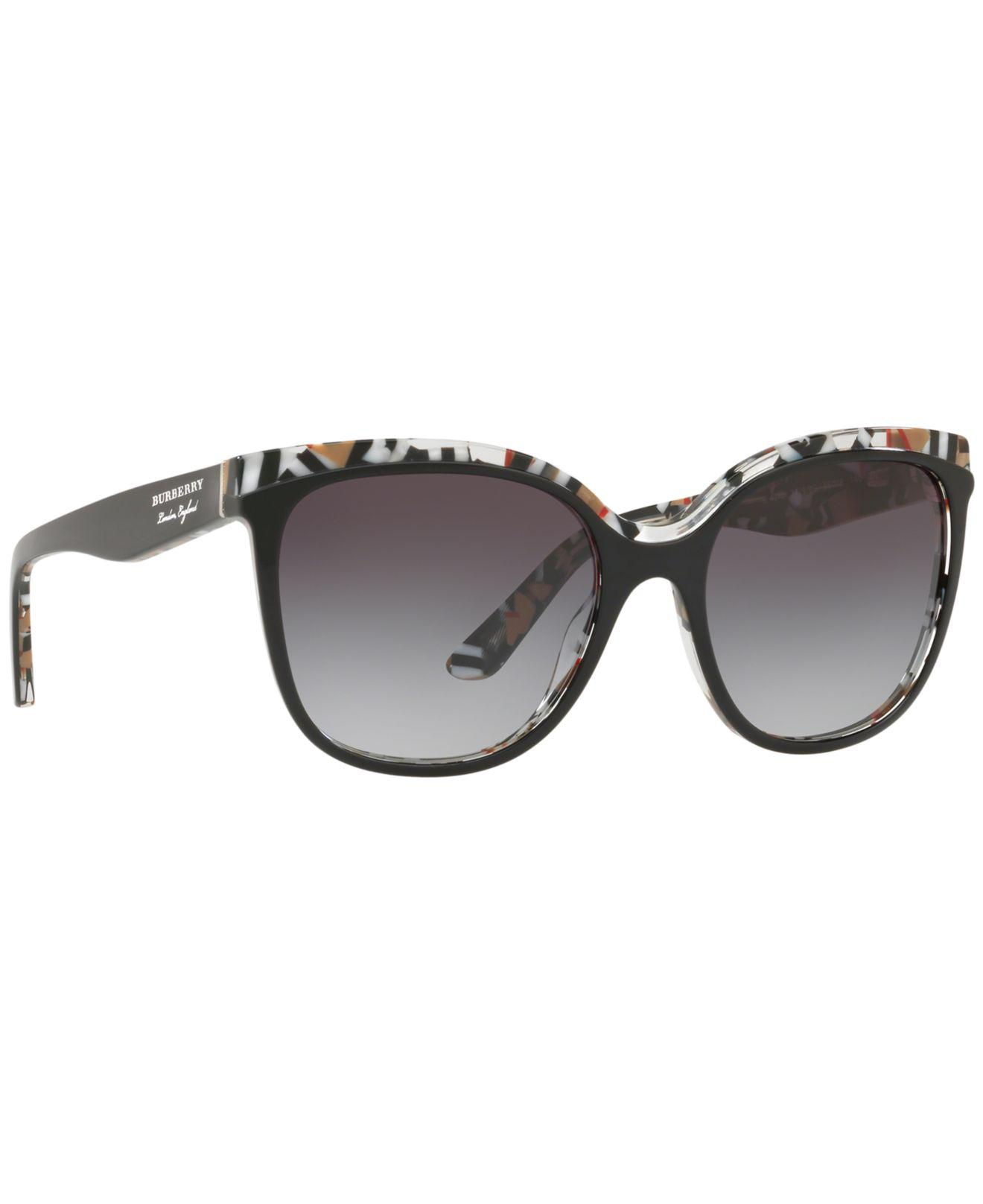 d4e394b7efa Burberry - Multicolor Sunglasses