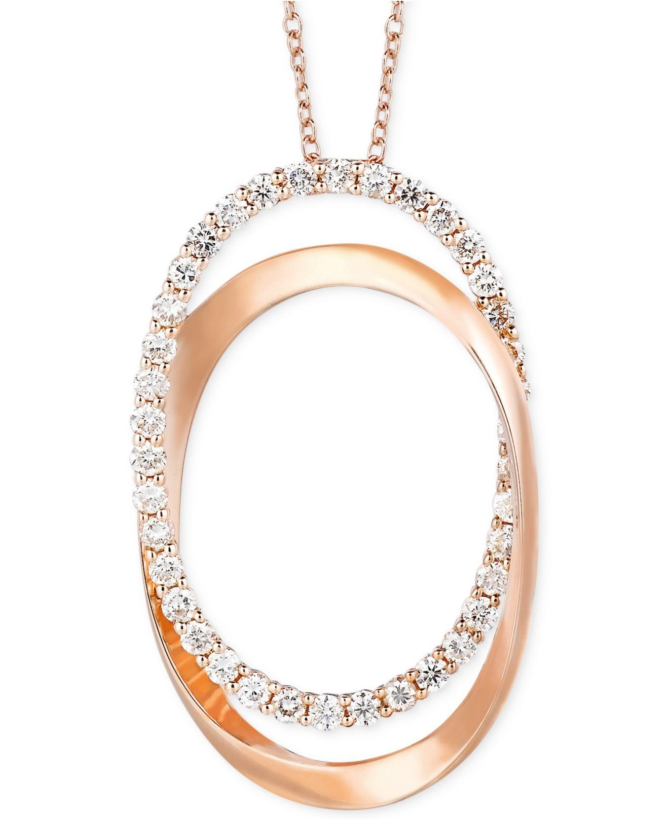 Le Vian Diamond Oval Pendant Necklace In 14k Rose Gold (5. Wired Necklace. Time Teller Watches. 14k Yellow Gold Bangle Bracelet. Engagement Bands. Triangular Necklace. White Gold Bar Pendant. Ankle Gps Tracker. Amazing Bracelet