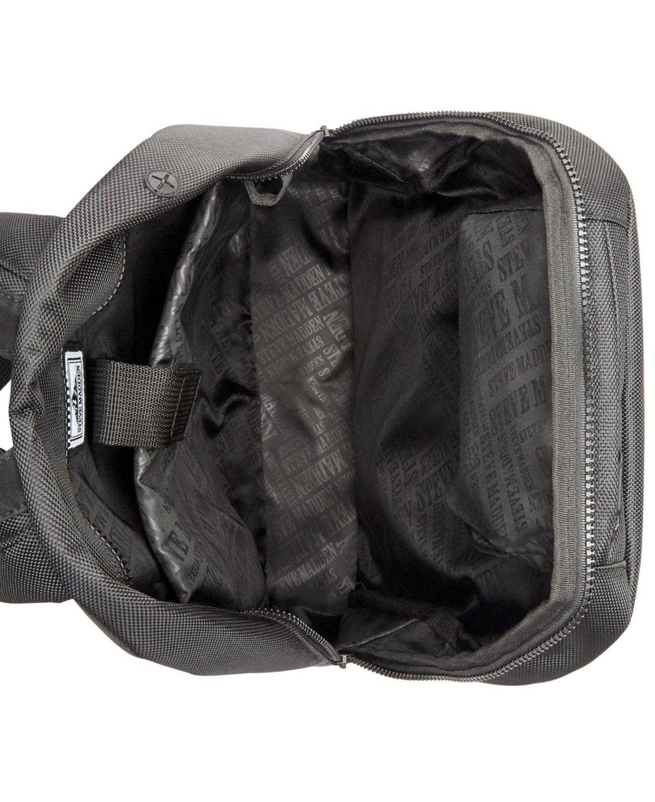389c80ba72b9 Lyst - Steve Madden Ballistic Nylon Backpack in Black for Men