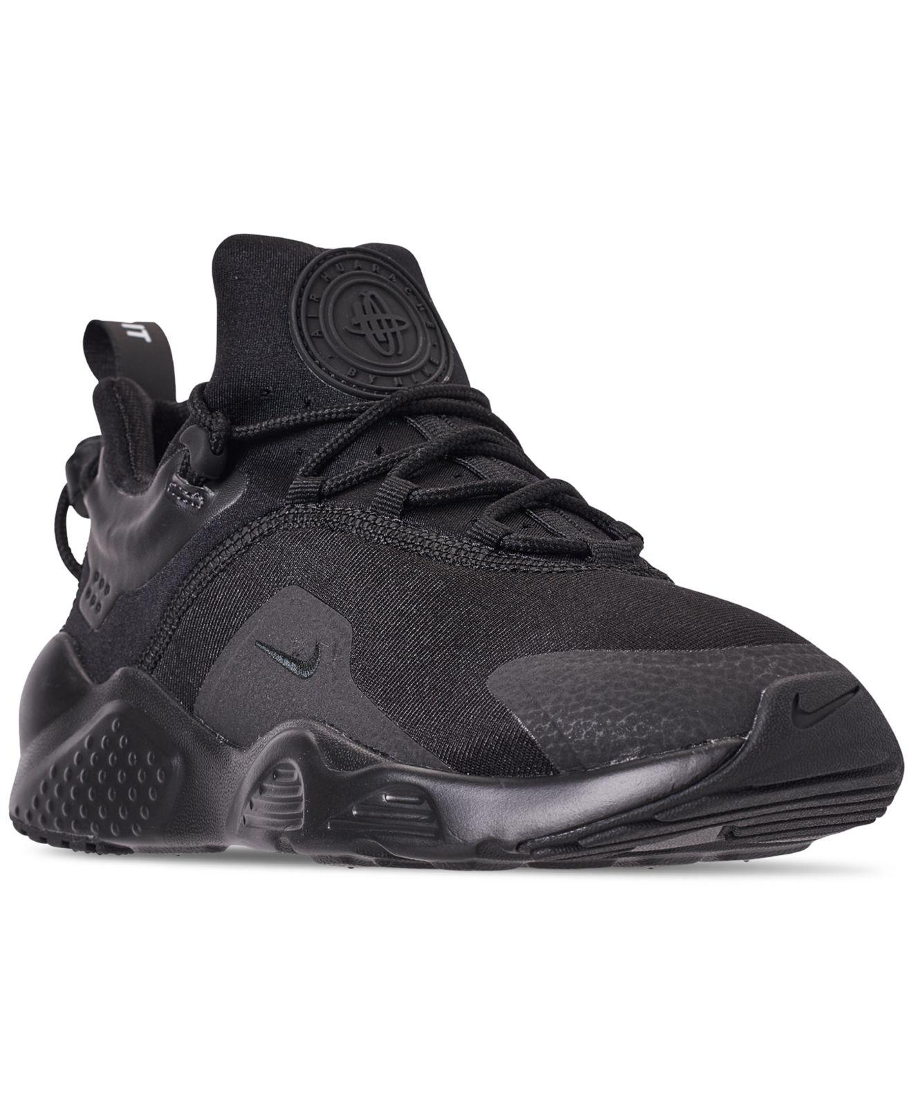 0b7aff5524da Nike. Women s Black Air Huarache City Move Casual Sneakers From Finish Line