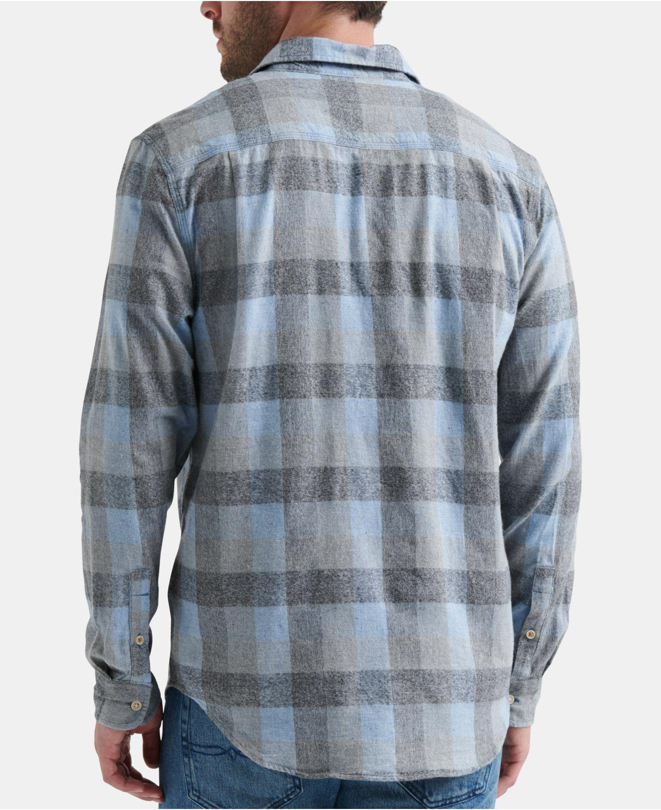 f8911a1ddf Lucky Brand Casual Shirts - DREAMWORKS