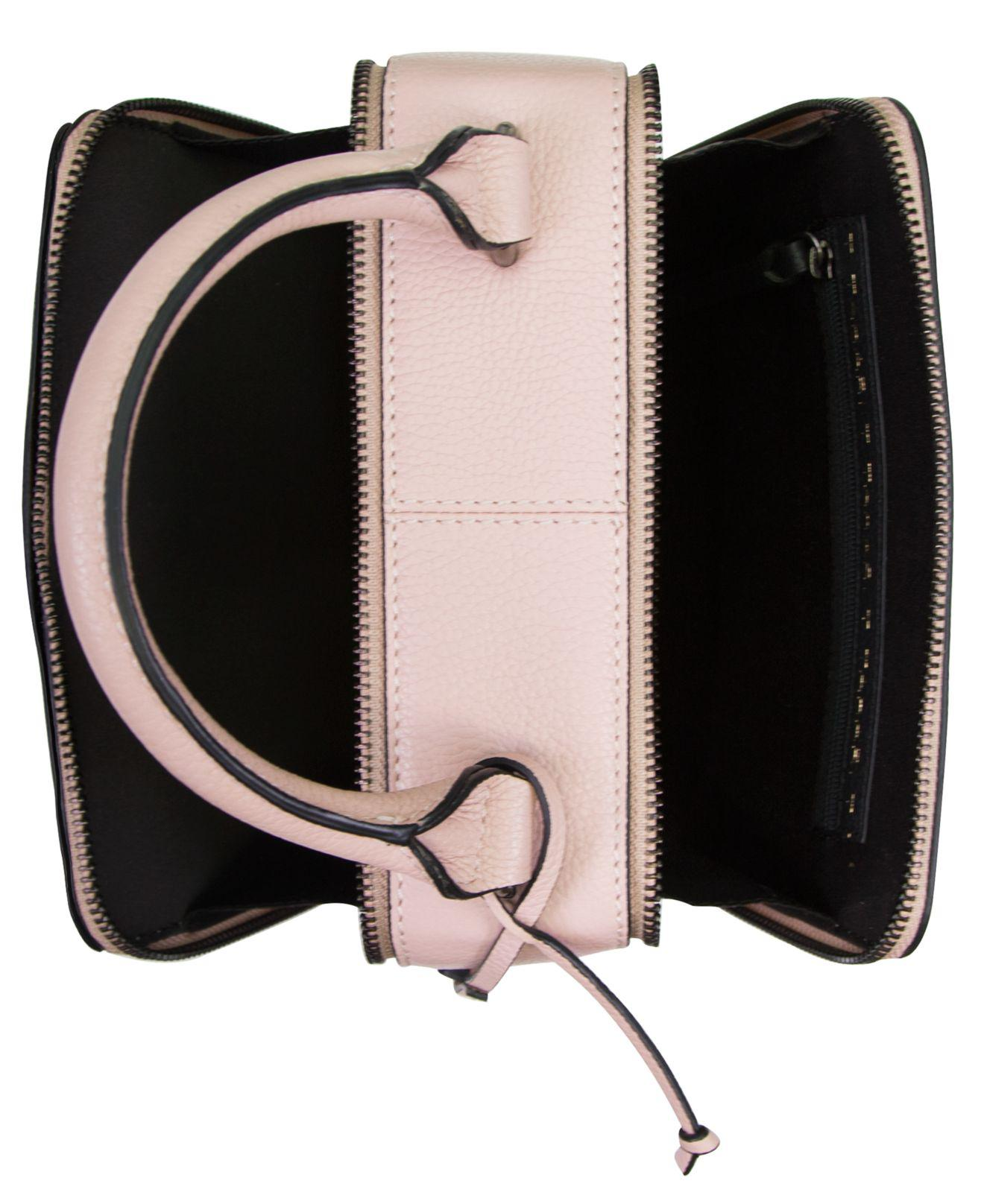 f4323a63d7c7 T Tahari - Multicolor Kira Leather Top Handle Camera Crossbody - Lyst. View  fullscreen